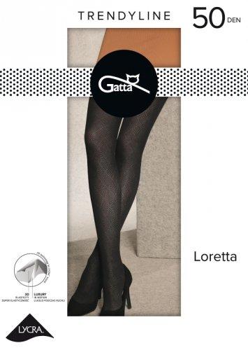 Rajstopy Gatta Loretta wz.126 50 den