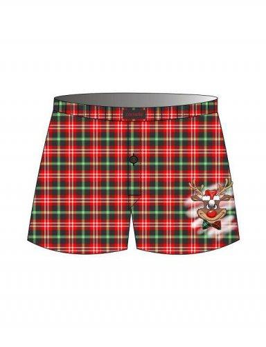 Bokserki Cornette 015/03 Santa Hat 4 Merry Christmas