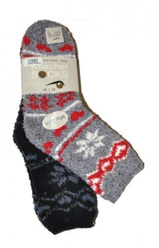 Skarpety WiK 37590 Kuschel Socken A'2