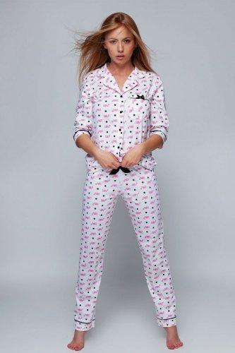Piżama Sensis Vogue 3/4 S-XL