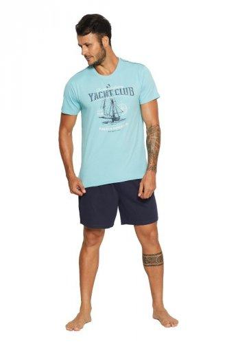 Piżama Henderson Core 37845 Relax kr/r M-2XL