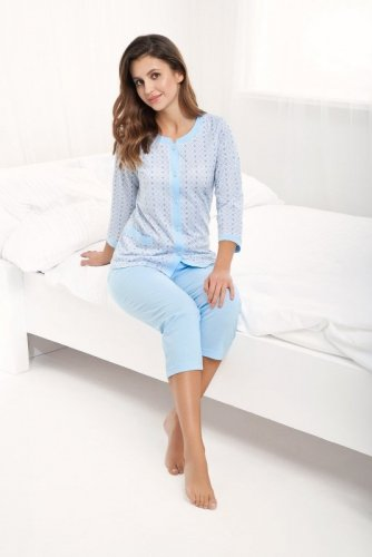 Piżama Luna 493 7/8 3XL
