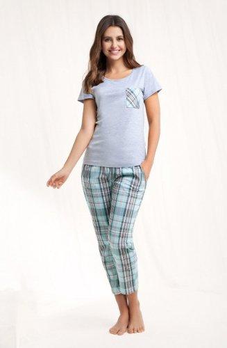 Piżama Luna 468 kr/r S-2XL damska