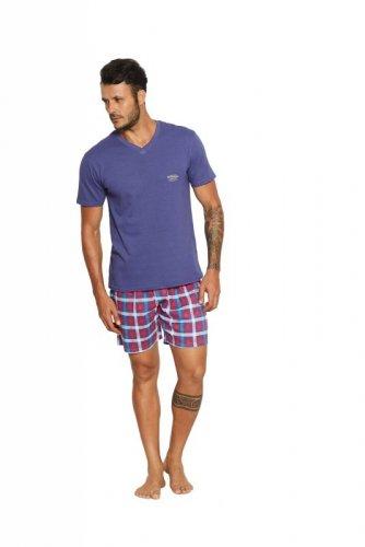 Piżama Core Henderson 37846 Reno kr/r M-2XL