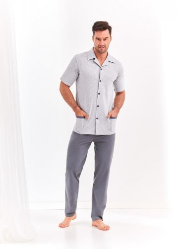 Piżama Taro Felix 2391 kr/r 2XL-3XL  L'20