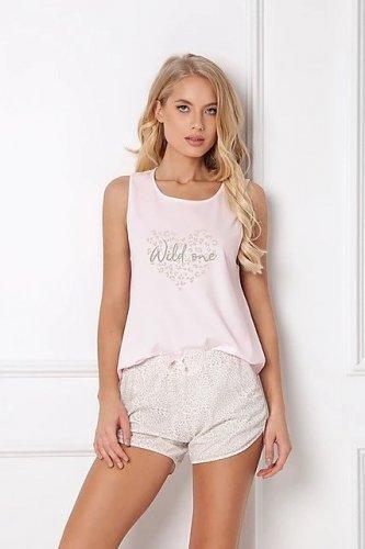 Piżama Aruelle Priscilla Short
