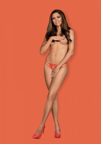 Stringi Obsessive Picantina Crotchless Thong