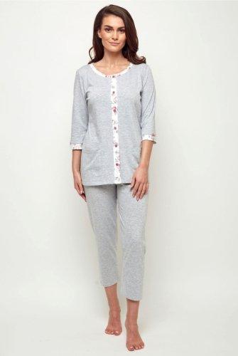 Piżama Cana 522 3/4 S-XL