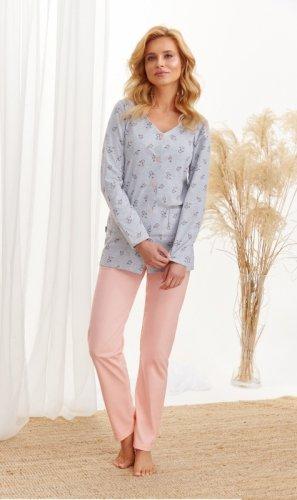 Piżama Taro Fabia 2122 dł/r S-XL Z'20