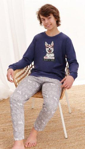 Piżama Taro Konrad 2455 dł/r Z'20