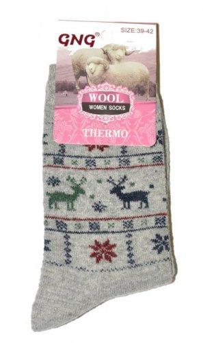 Skarpety Ulpio GNG 3366 Thermo Wool