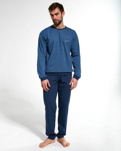 Piżama Cornette 308/161 N-York dł/r męska