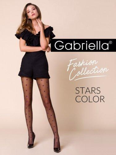 Rajstopy Gabriella 458 Stars Color 2-4