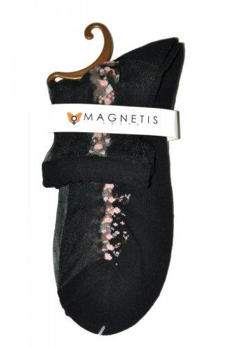 Skarpety Magnetis 13538 Kwiaty