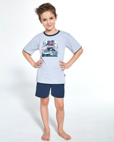 Piżama Cornette Kids Boy 473/89 Police kr/r 86-128