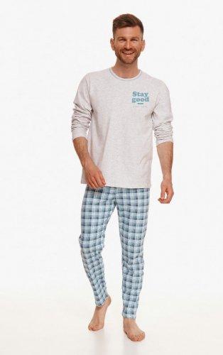 Piżama Taro 2656 dł/r Mario M-2XL Z'22