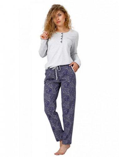 Piżama M-Max Cosima 951 dł/r M-2XL