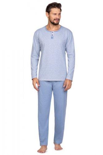 Piżama Regina 593 dł/r M-XL