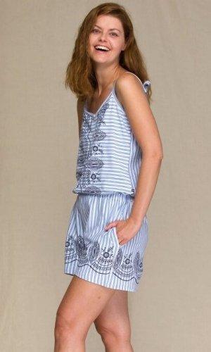 Piżama Key LNS 313 A21 S-XL