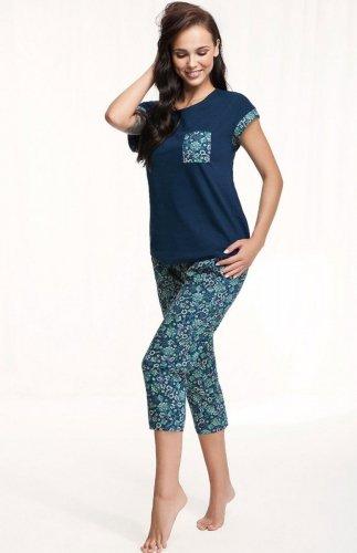 Piżama damska Luna 602 3XL