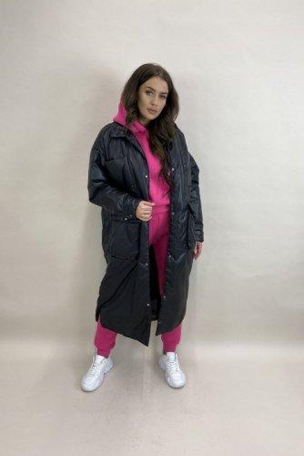 Casualowy płaszcz