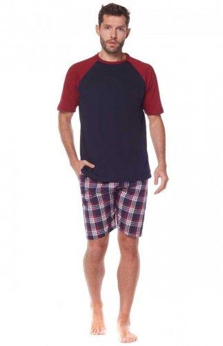 Piżama męska L&L Baseball 2165