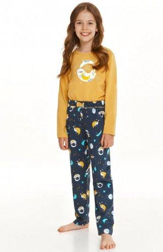 Piżama dziecięca dziewczęca Taro Sarah 2616 122-140