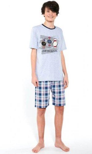 Piżama dziecięca Cornette  F&Y Boy 551/34 Time To Travel