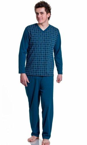 Piżama Gucio 304 męska dł/r 3XL