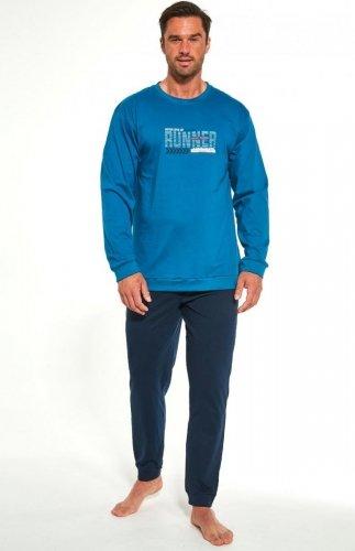Piżama męska ze ściagaczami Cornette 461/181 Runner