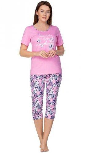 Piżama Regina 937 kr/r M-XL damska