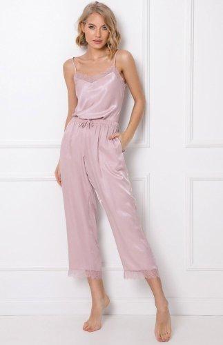Piżama damska na ramiączkach Aruelle Lucy Long