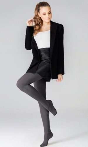 Rajstopy Mona Melange 3D 50 den 5 XL