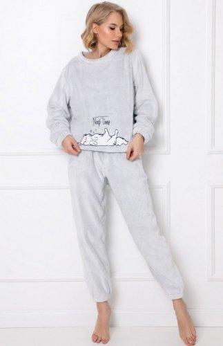 Gruba piżama damska Aruelle Marthine Set Soft