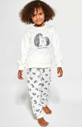 Piżama dziecięca Cornette Young Girl 978/142 Forest