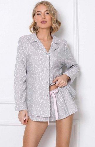 Piżama rozpinana Aruelle Aria Short
