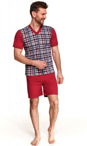 Piżama Taro Roman 294 kr/r 4XL-6XL L'21
