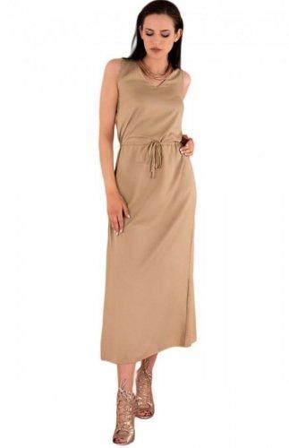 Sukienka letnia Anara Beige