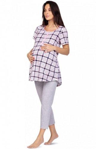 Piżama ciążowa Regina 667
