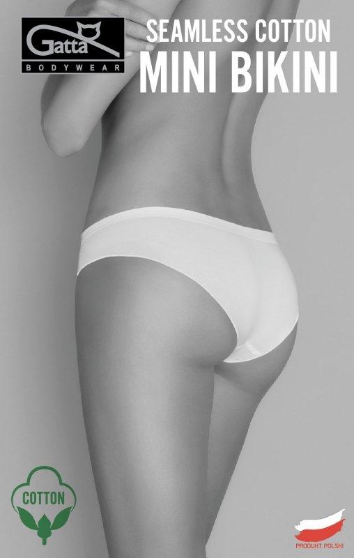 Figi Gatta Seamless Cotton Mini Bikini 41595