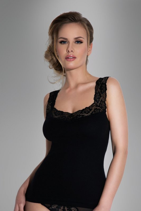 Koszulka Eldar Arietta XXL-XXXL czarna