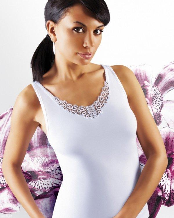 Koszulka Emili Ailin S-XL biała