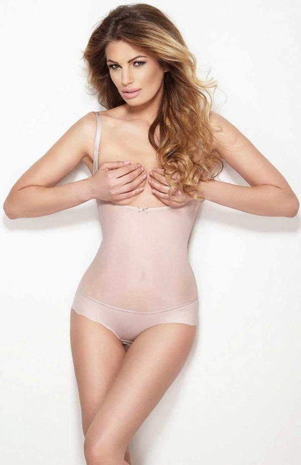 Body wyszczuplające Stringi Mitex Glam Body