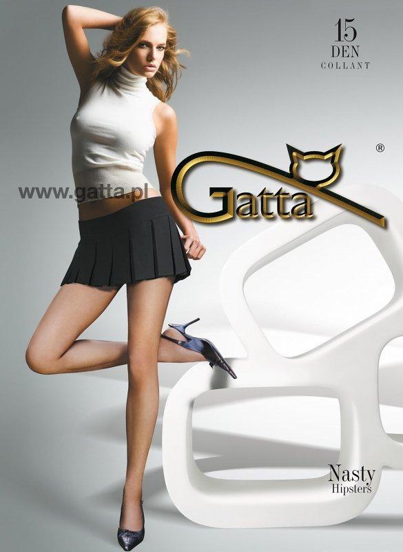 Rajstopy Gatta Nasty Hipsters 15 den