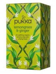 Herbata Pukka Lemongrass & Ginger