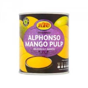 Pulpa Mango Alphonso KTC 850g