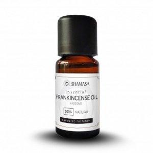 Kadzidłowiec (frankincense) esencja 100% - olejek eteryczny 15 ml, Shamasa