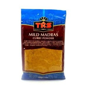 Mild Madras Curry TRS100g