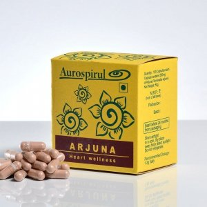 Arjuna - Aurospirul, 100kapsułek