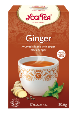 Yogi Tea Imbirowa (Ginger)